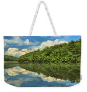 Perfect Reflections Weekender Tote Bag