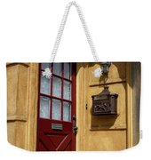 Perfectly Paletted Doorway Weekender Tote Bag