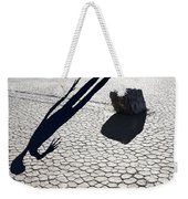 Perhaps A Solution Is In Sight Weekender Tote Bag
