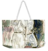 Perils Of Pauline Weekender Tote Bag