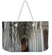 Perpendicular Cross Vault Weekender Tote Bag