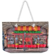 Pershing Square Central Cafe I Weekender Tote Bag