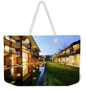 Perspective Of Contemporary Architecture Weekender Tote Bag