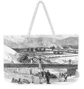 Peru: Chilean Army, 1881 Weekender Tote Bag