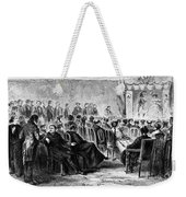 Peru: Theater, 1869 Weekender Tote Bag