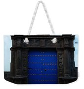 Peruvian Door Decor 12 Weekender Tote Bag