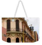 Peruvian Streets Weekender Tote Bag