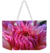 Petal Motion Weekender Tote Bag