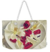 Petals Weekender Tote Bag by Joana Kruse