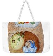 Peter Rabbit And His Dream Weekender Tote Bag