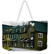 Peter's Village Weekender Tote Bag