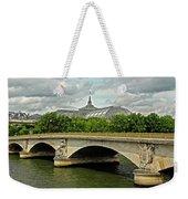 Petit Palace Paris France Weekender Tote Bag