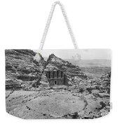 Petra, Jordan Weekender Tote Bag by Photo Researchers