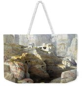 Petra March 10th 1839 Weekender Tote Bag