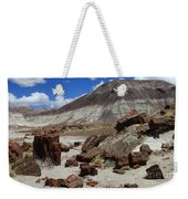 Petrified Forest 2 Weekender Tote Bag