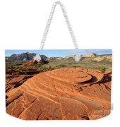 Petrified Sand Dunes - Snow Canyon Utah  Weekender Tote Bag