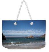 Pfeiffer Beach Weekender Tote Bag