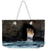 Pfeiffer Rock Big Sur Weekender Tote Bag