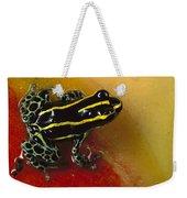 Phantasmal Poison Dart Frog Weekender Tote Bag