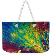 Phenylalanine Weekender Tote Bag by Michael W. Davidson