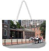 Philadelphia 01 Weekender Tote Bag