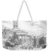 Philadelphia, 1854 Weekender Tote Bag
