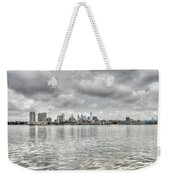 Philadelphia Across The Water Weekender Tote Bag