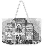 Philadelphia: Museum, 1876 Weekender Tote Bag