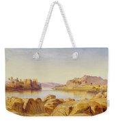 Philae - Egypt Weekender Tote Bag