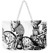 Philip II & Richard I Weekender Tote Bag