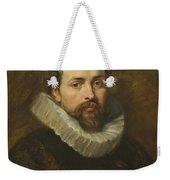 Philippe Rubens - The Artist's Brother Weekender Tote Bag by Peter Paul Rubens