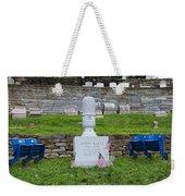 Phillies Harry Kalas' Grave Weekender Tote Bag