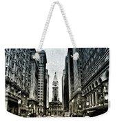 Philly - Broad Street Weekender Tote Bag