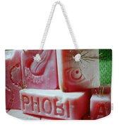 Phobia Weekender Tote Bag