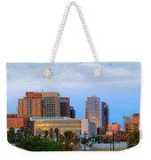 Phoenix Skyline At Dusk Weekender Tote Bag