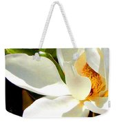 Photo For Sydneys Magnolia Painting Weekender Tote Bag