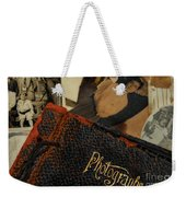 Photographs From Another Time Weekender Tote Bag