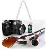 Photography Gear Weekender Tote Bag