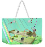 Photosynthesis Weekender Tote Bag by Russell Kightley