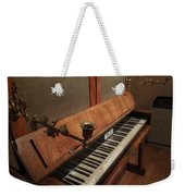 Piano Candelabra Weekender Tote Bag