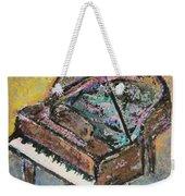 Piano Study 2 Weekender Tote Bag