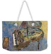 Piano Study 3 Weekender Tote Bag