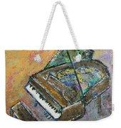 Piano Study 4 Weekender Tote Bag