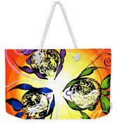 Picasso Fish Three Weekender Tote Bag