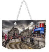 Piccadilly Circus - London Weekender Tote Bag