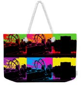 Pick Your Color Weekender Tote Bag