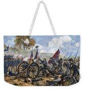 Picketts Charge, 1863 Weekender Tote Bag