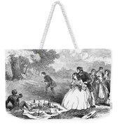 Picnic, 1859 Weekender Tote Bag