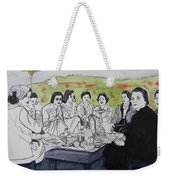 Picnic In The Mountains Weekender Tote Bag