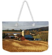 Picturesque Farm Photographed Weekender Tote Bag